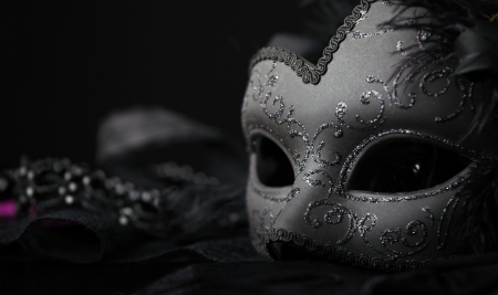 theatre mask: Venetian Mask
