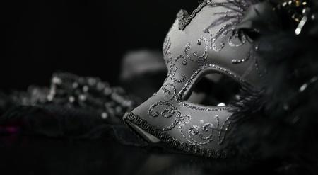 antifaz de carnaval: Máscara Veneciana