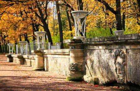 selo: The Catherine Park, Pushkin  Tsarskoe Selo , Saint-Petersburg, Russia Stock Photo