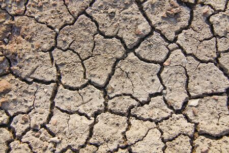 Dry Soil. Stock Photo - 8579839