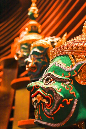 Giant, Hua Khon, Bangkok, Thailand. photo