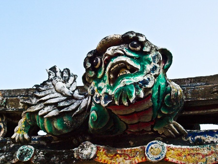 Dragon Head Unicorn (I) photo