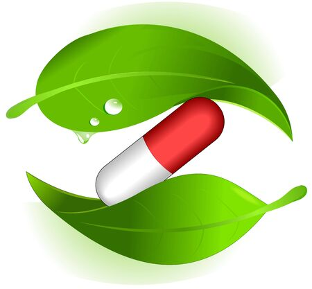 pharmaceuticals: Herbal pills