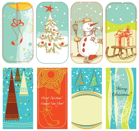 Christmas backgrounds Stock Vector - 10774966