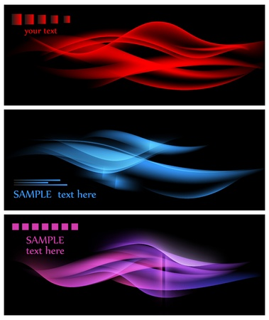 lightness: Abstract backgrounds Illustration
