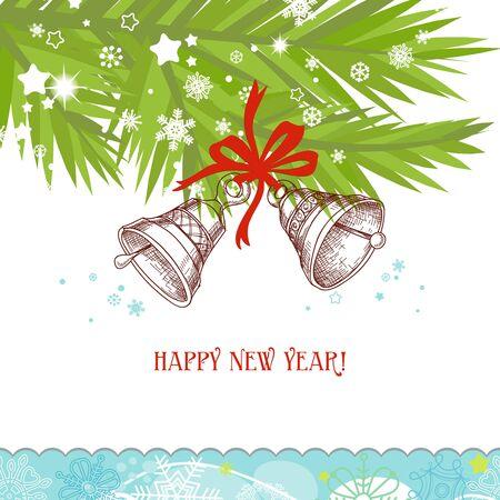 Christmas bells Stock Vector - 15437079