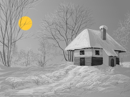 silent: Winter silent night