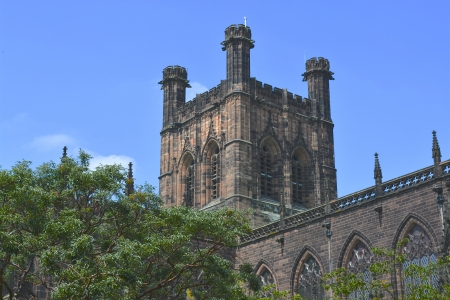 chester: Chester cathedral