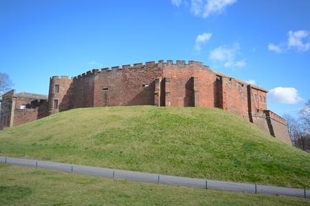 chester: Chester Castle