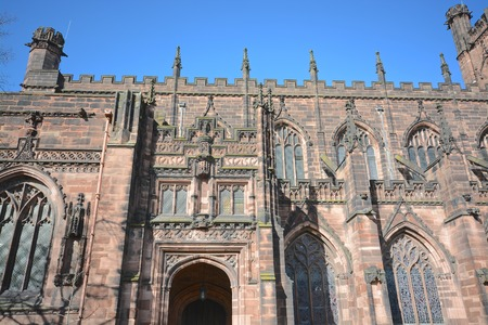 chester: Chester cathedral, UK
