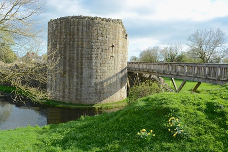 fortify: Whittington castle Editorial