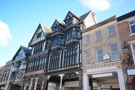 chester: East gate street Chester