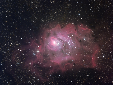 Lagoon Nebula Stock fotó - 23308463