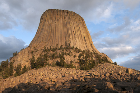 Devils Tower National Monument photo