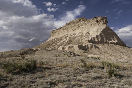 butte: West Pawnee Butte