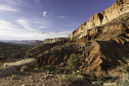 Capital Reef National Park in Spring