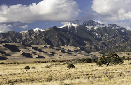 Great Sand Dunes National Park in Southern Colorado