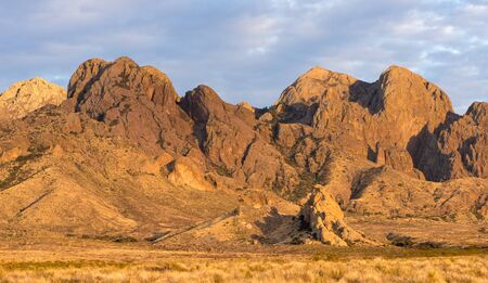 Organ Mountains Desert Peaks National Monument, New Mexico.