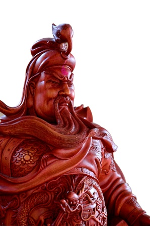 Guan Yu Hero Legend of Chinese photo