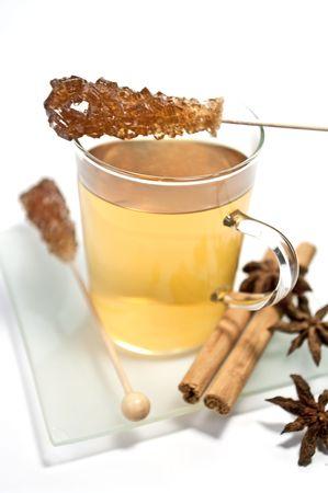 german chamomile: Tea time