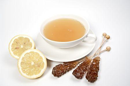 Tea and tea ingredients photo