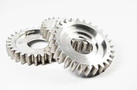 chrom: Three gear-wheels