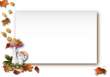 Autumn leaves Stock Vector - 10537177
