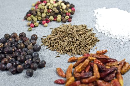 spicery: Spicery on a stone plate