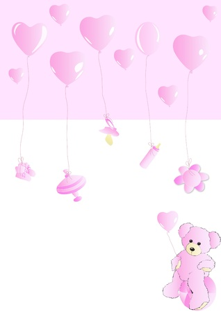 Birthday girl Stock Vector - 11936798