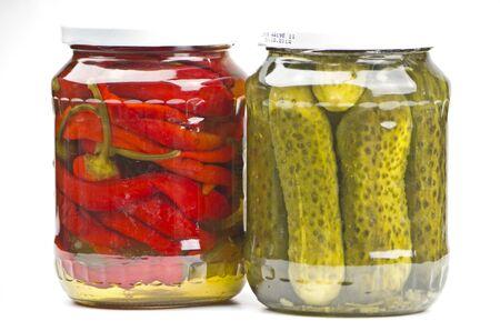 confect: Pickles in bicchieri