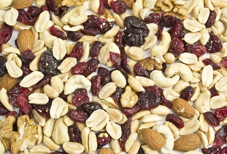 Trail mix Stock Photo - 13273540