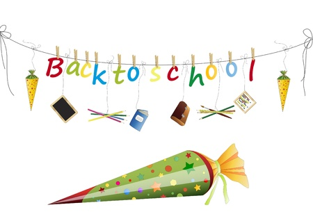 first day: Presents for first school day