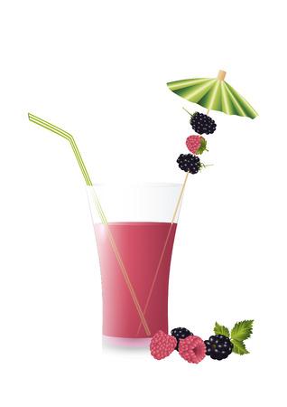 sap: Raspberry juice