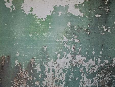 오래 된 페인트와 벽, 금이 간 벽 스톡 콘텐츠
