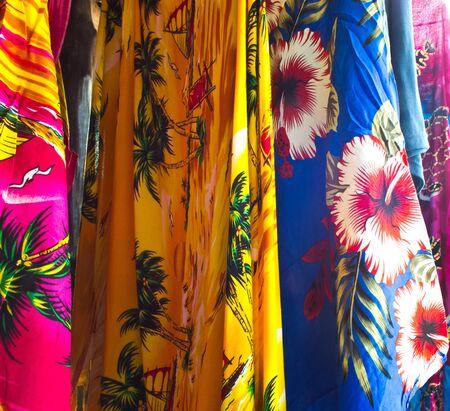 cloth  batik paint