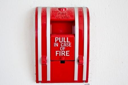 puxar em caso de inc�ndio
