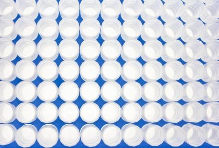 micropipette: close up tube for micropipette