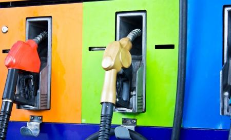 bombas de posto de gasolina