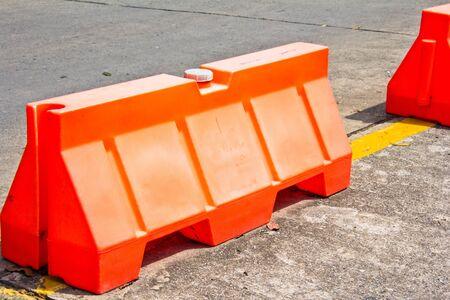blocking: The blocking of traffic panel