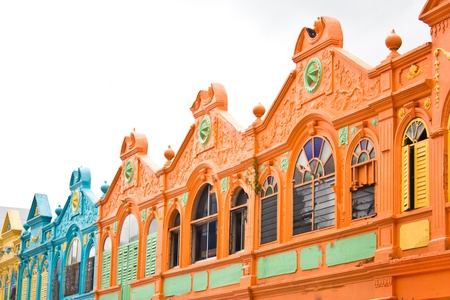 southern of thailand: A photo of Architectural details , Southern Thailand