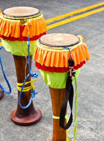 Long drums photo