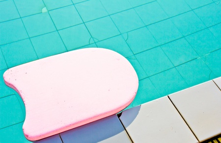 polyfoam: board from polyfoam for swimming