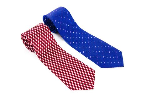necktie: necktie on a white background