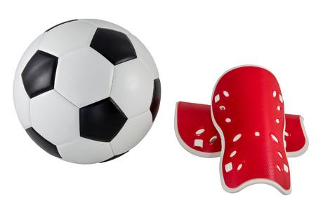 축구 공과 신 가드