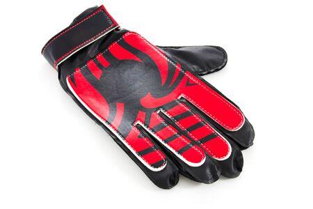 goalkeeper: Glove of the goalkeeper