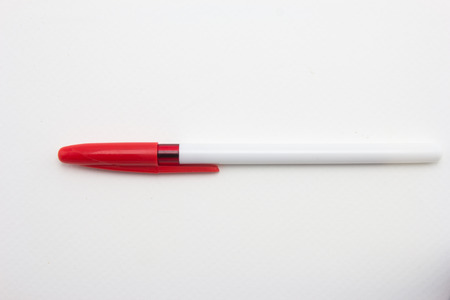 red pen: red pen