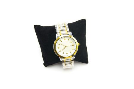 luxury watch: luxury watch on a white background Stock Photo