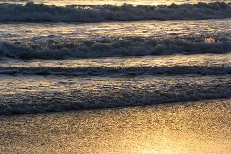 longue: beach and tropical sea