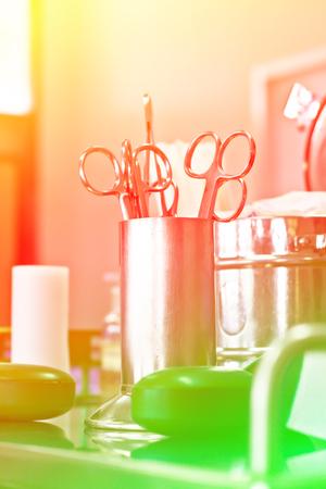 ent: Medical instruments for ENT doctor