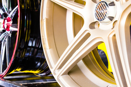 alloy: Various alloy wheels in store